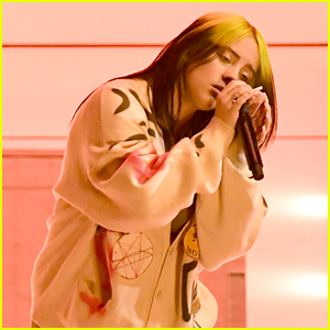 Billie Eilish Performs New Song 'Therefore I Am' At AMAs 2020!