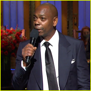 Dave Chappelle Calls Out White People That Don't Wear Masks in 'SNL' Monologue - Watch