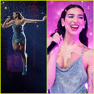 Dua Lipa Literally Started Levitating During Her 'Levitating' Performance at AMAs 2020!