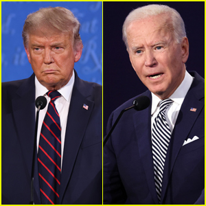 Joe Biden & Donald Trump's Thursday Morning Tweets Could Not Be More Different