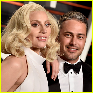 Lady Gaga Talks About Ex-Fiance Taylor Kinney at Biden Rally, Then Apologizes to Her Current Boyfriend