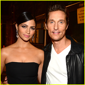 Matthew McConaughey Talks Finding Alone Time for Him & Wife Camila Alves During Quarantine