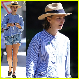 Natalie Portman Spotted in Australia While Prepping to Shoot 'Thor 4'