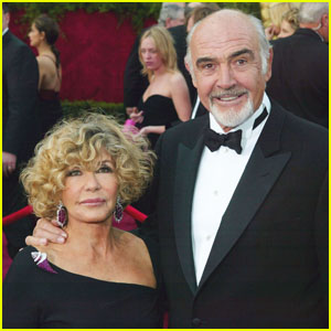 Sean Connery's Wife Reveals He Struggled With Dementia Before Death