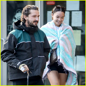 Shia LaBeouf Spotted On a Coffee Date with Model Ashley Moore