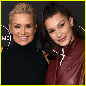 Bella Hadid Takes Mom Yolanda to Vote for First Time as American Citizen