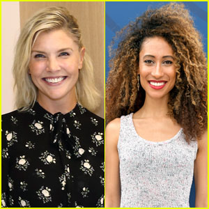 Amanda Kloots & Elaine Welteroth Are Joining 'The Talk'!