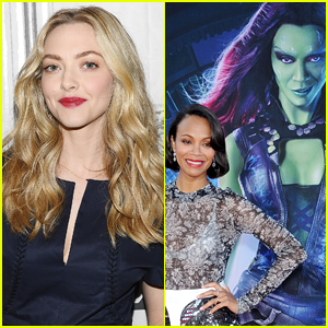 Amanda Seyfried Explains Why She Turned Down Zoe Saldana's Role in 'Guardians of the Galaxy'
