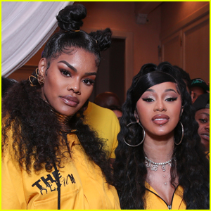 Teyana Taylor Gets Love & Support From Cardi B After Announcing Retirement from Music
