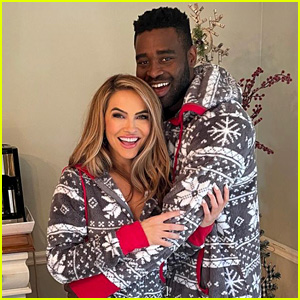 Chrishell Stause Introduced New Boyfriend Keo Motsepe to Her Family on Christmas