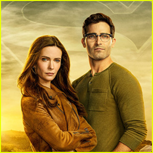 The CW's 'Superman & Lois' - Get a First Look at Clark Kent & Lois Lane Together!