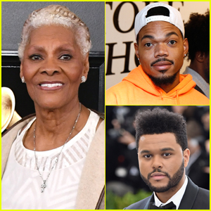 Dionne Warwick Questions Chance the Rapper & The Weeknd's Stage Names, & Chance Responds!