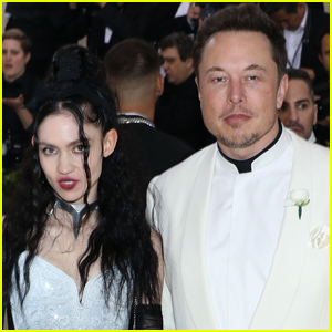 Grimes Shares New Photo of Son X Æ A-XII Musk!