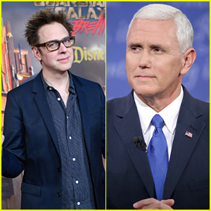 James Gunn Reacts To Mike Pence Naming Space Force Members 'Guardians'