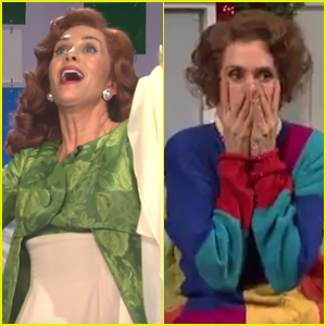 Kristen Wiig Reprises Fan-Favorite Characters While Hosting 'Saturday Night Live' - Watch Now!