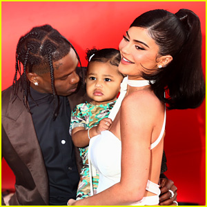 Kylie Jenner & Travis Scott Got Their Daughter a Life-Size Cinderella Carriage for Christmas!