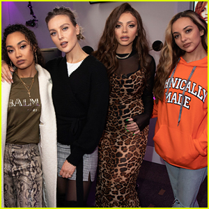 Little Mix's Jade Thirlwall Leigh-Anne Pinnock, & Perrie Edwards Release Statement on Jesy Nelson's Exit