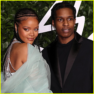 Rihanna & A$AP Rocky Have Been 'Inseparable': 'They Both Seem Very Into It'