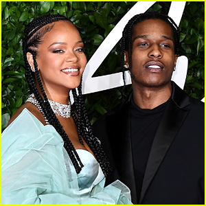 See How Rihanna & A$AP Rocky Celebrated Their First Christmas as a Couple!