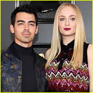 Sophie Turner Calls Joe Jonas the Husband of the Year for His Early Christmas Present