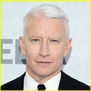 Anderson Cooper Talks About When He Accepted Being Gay