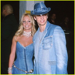 It's the 20th Anniversary of Britney Spears & Justin Timberlake's Iconic All-Denim Outfits!