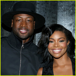 Dwyane Wade Poses with No Clothes in Steamy Birthday Photo & His Kids Have Thoughts!