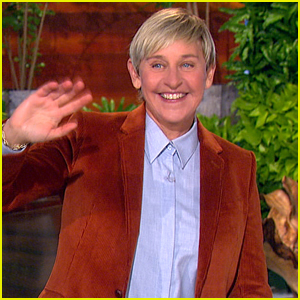 Ellen DeGeneres Shares the Moment She Found Out She Had COVID-19 - Watch Now