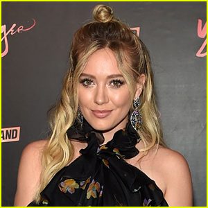Hilary Duff Got An Eye Infection After Taking Many COVID-19 Tests To Film 'Younger'