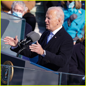 Joe Biden Delivers His First Speech as President: 'We Must End This Uncivil War'