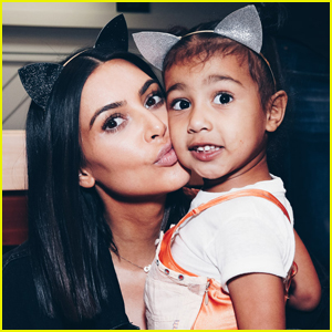 Kim Kardashian Gets Sweet Love Note From Daughter North West!