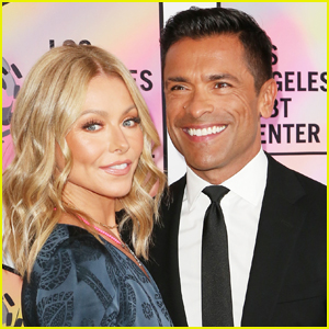 Mark Consuelos Leaves NSFW Comment on Kelly Ripa's Instagram Post!