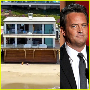 Matthew Perry Sells Malibu Beach House for $13 Million - Look Inside the Amazing Home!