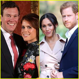 Royal Expert Reveals Where Princess Eugenie & Husband Went After Suddenly Leaving Meghan Markle & Prince Harry's Frogmore Cottage