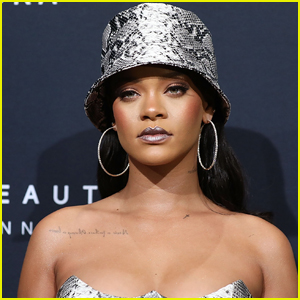 Rihanna Claps Back at Fan Asking for a New Album