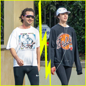 Shia LaBeouf & Margaret Qualley Split Amid Abuse Allegations (Report)