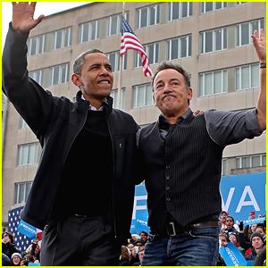 Barack Obama & Bruce Springsteen Launch 'Renegades' Podcast Together on Spotify