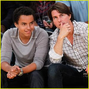 Tom Cruise & Nicole Kidman's Son Connor Posts Rare Photo of Himself on Instagram