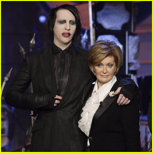 Sharon Osbourne Speaks Out About Marilyn Manson Abuse Allegations