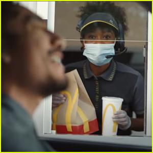 McDonald's Super Bowl Commercial 2021 Is Like a Carpool Karaoke Episode - Watch Now!
