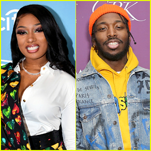 Megan Thee Stallion Confirms She's Dating Pardison Fontaine