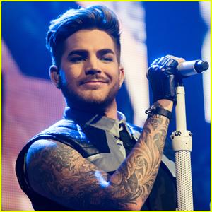 Adam Lambert Is Working on a Musical!