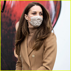 The Turtleneck Sweater that Kate Middleton Just Wore Is Available to Buy Right Now!