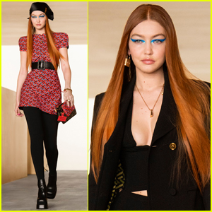 Gigi Hadid Returns to the Runway in First Fashion Show Since Welcoming Daughter Khai!