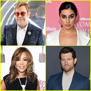 Elton John, Lauren Jauregui & More Stars Slam The Vatican Says The Church Will Not Bless Same-Sex Marriages