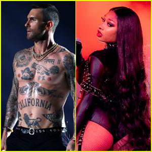 Maroon 5 & Megan Thee Stallion Beautiful Mistakes Song Lyrics