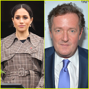 Piers Morgan Is Standing By His Comments About Meghan Markle One Day After Quitting 'Good Morning Britain'