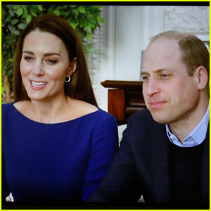 Prince William & Kate Middleton Join Other Royal Family Members in Commonwealth Day Broadcast