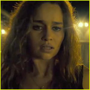 Emilia Clarke Starts a War with the FBI in 'Above Suspicion' Trailer - Watch Now!