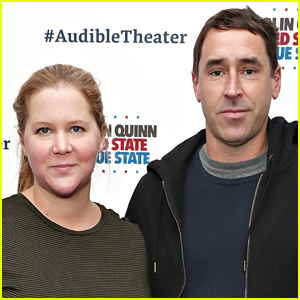 Amy Schumer Reveals How Often She & Chris Fischer Have Sex, Plus, Shares Some TMI Details About Her Private Parts!